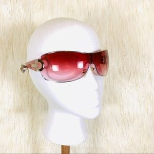 Coach Sunglasses 🕶 Pink 💯 % authentic